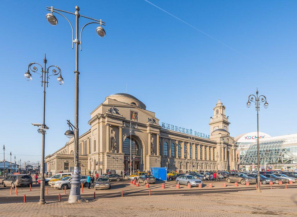 ЖД вокзал Киева