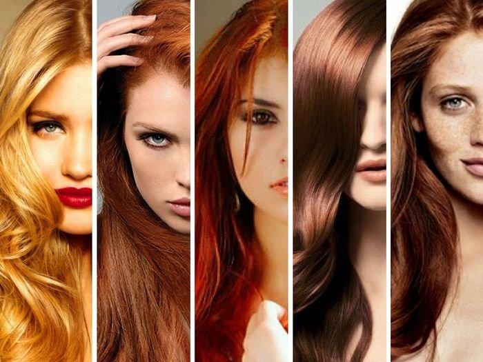 Как правильно подобрать цвет волос под ваш тон кожи
