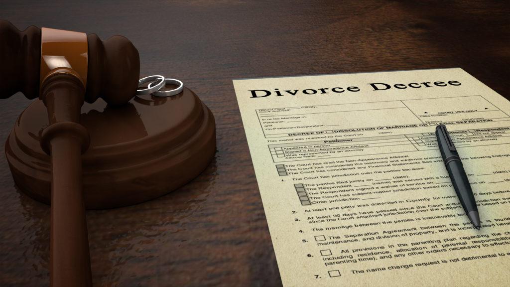расторжение брака 2