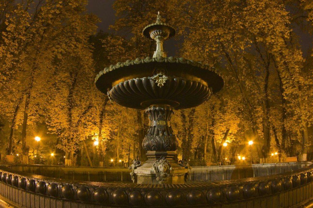 Терменовские фонтаны