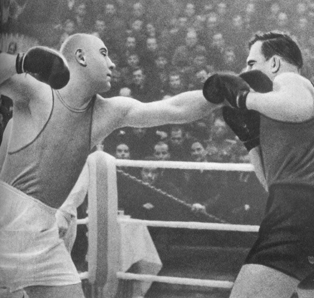 первый бокс