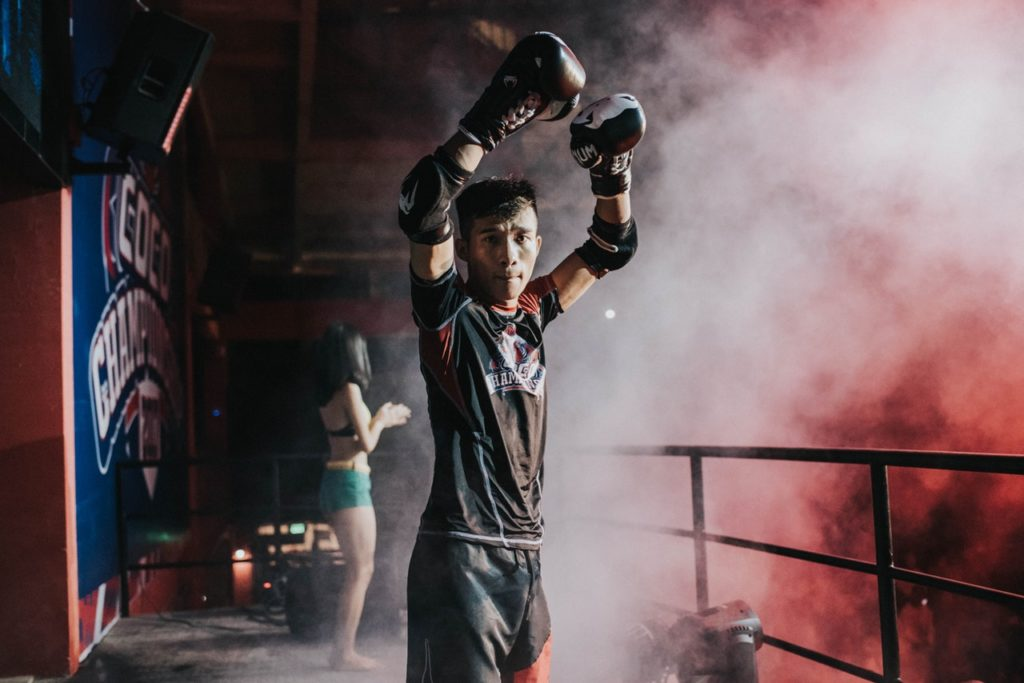 С чего начать заниматься боксом