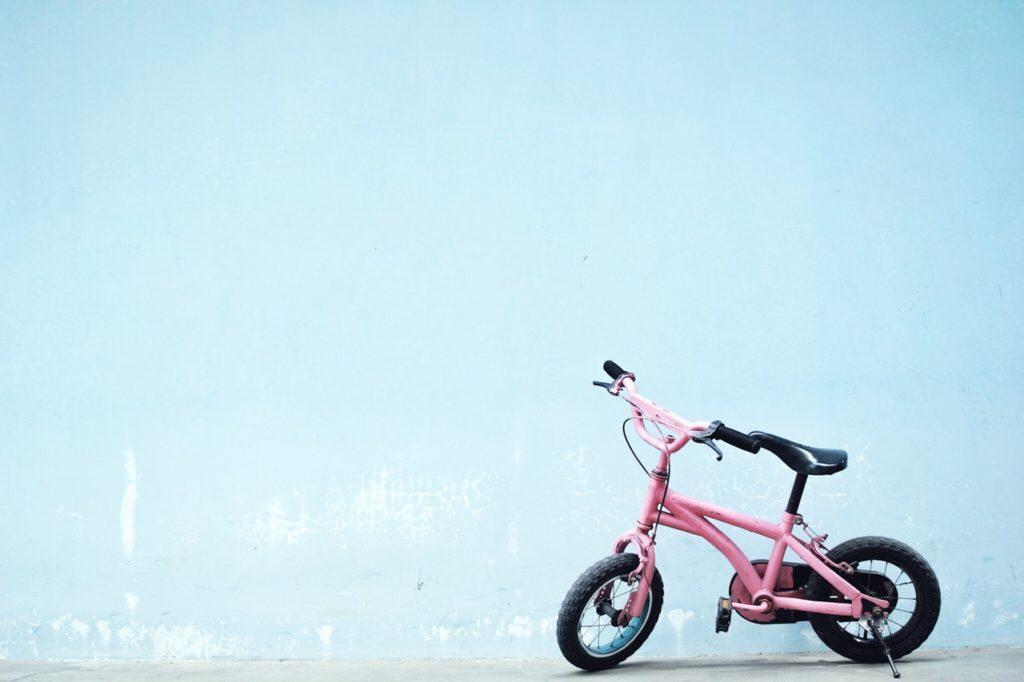 подарок велосипед